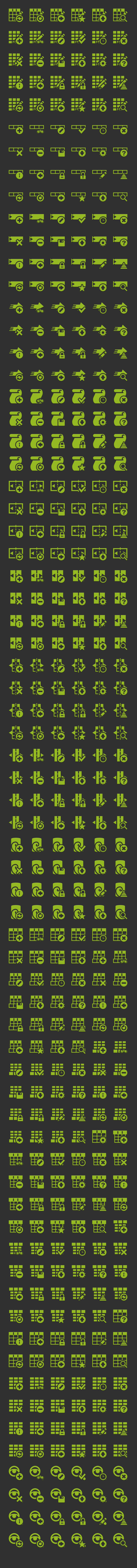 android icons database addons