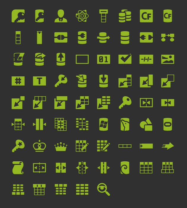 android icons database launcher  mdpi
