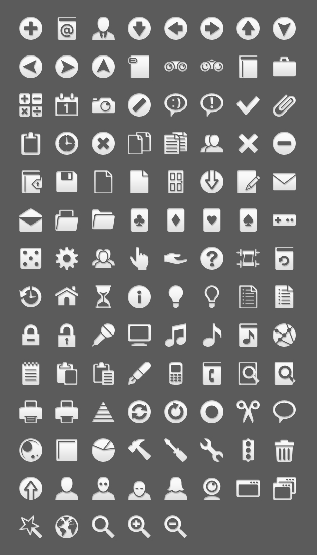 android icons general list hdpi