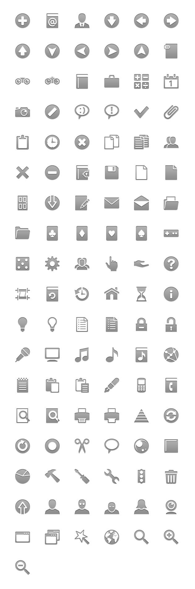 android icons general menu hdpi