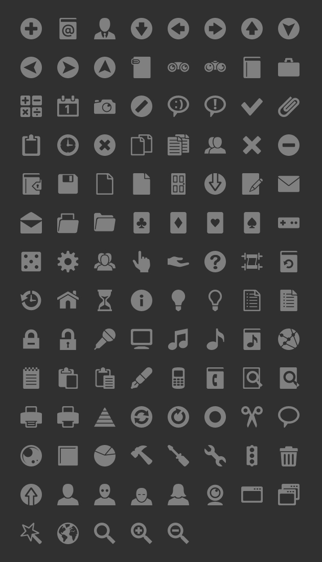 android icons general tab unselected hdpi