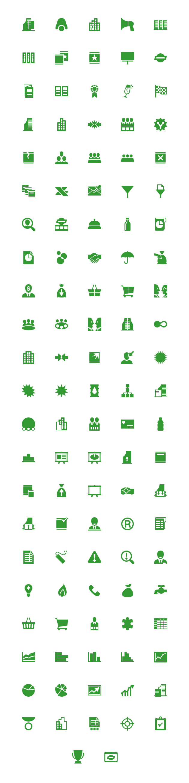windows8 green business 48px