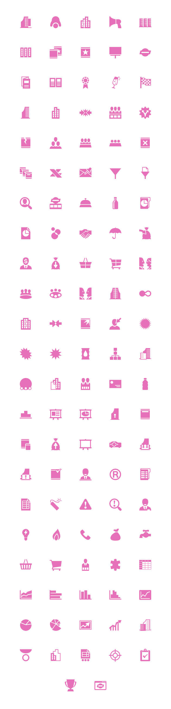windows8 pink business 48px