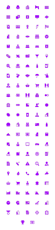 windows8 purple business 48px