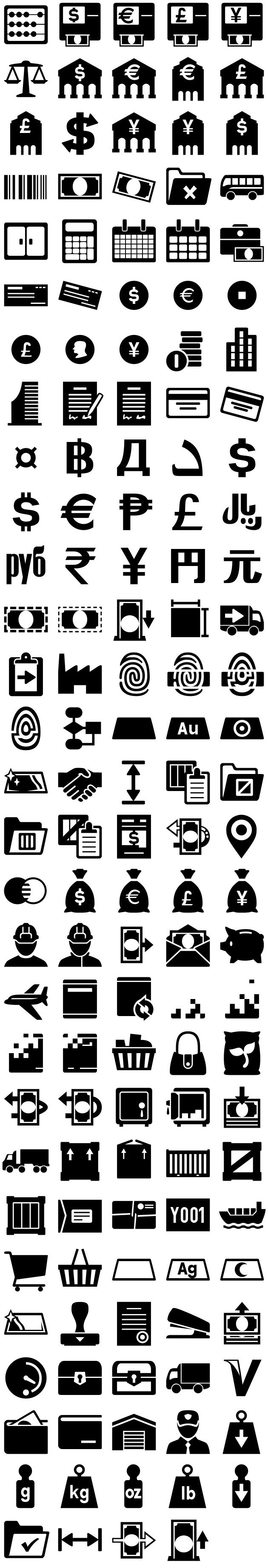 iphone icons accounting 114px
