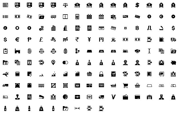 iphone icons accounting 20px