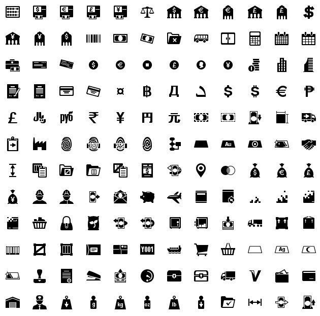 iphone icons accounting 30px