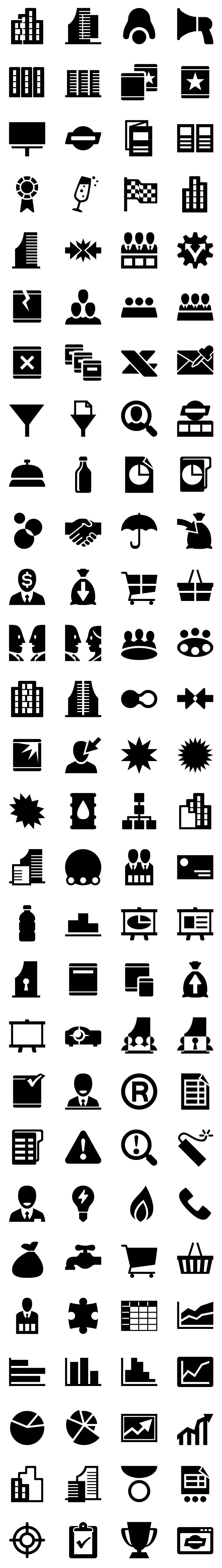 iphone icons business 114px