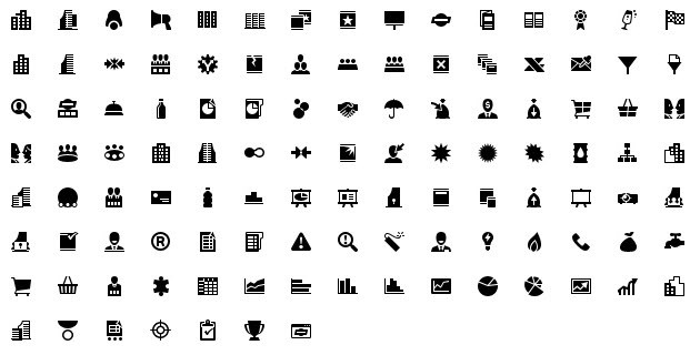 iphone icons business 20px