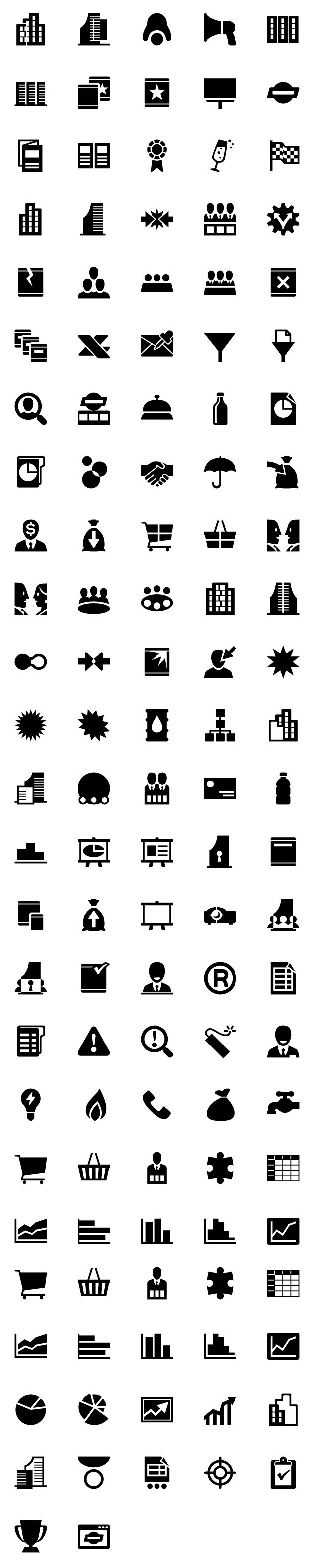 iphone icons business 72px