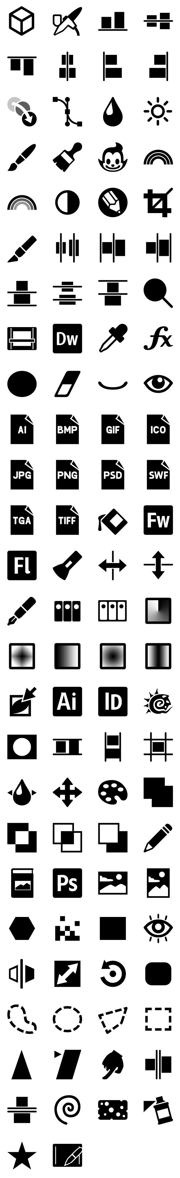 iphone icons graphics 114px
