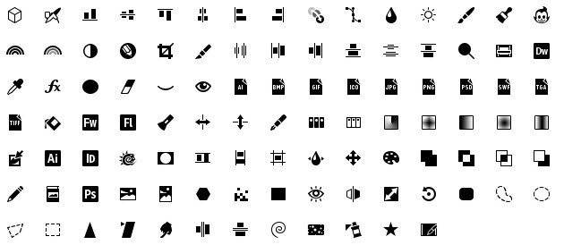 iphone icons graphics 20px