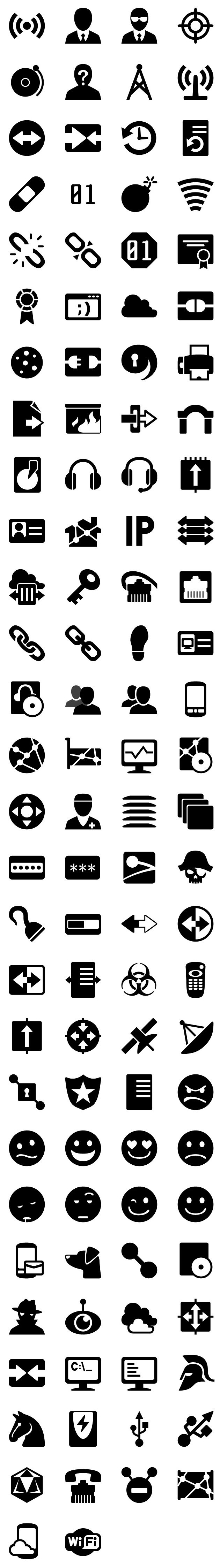 iphone icons networking 114px