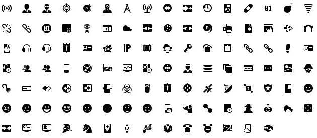 iphone icons networking 20px