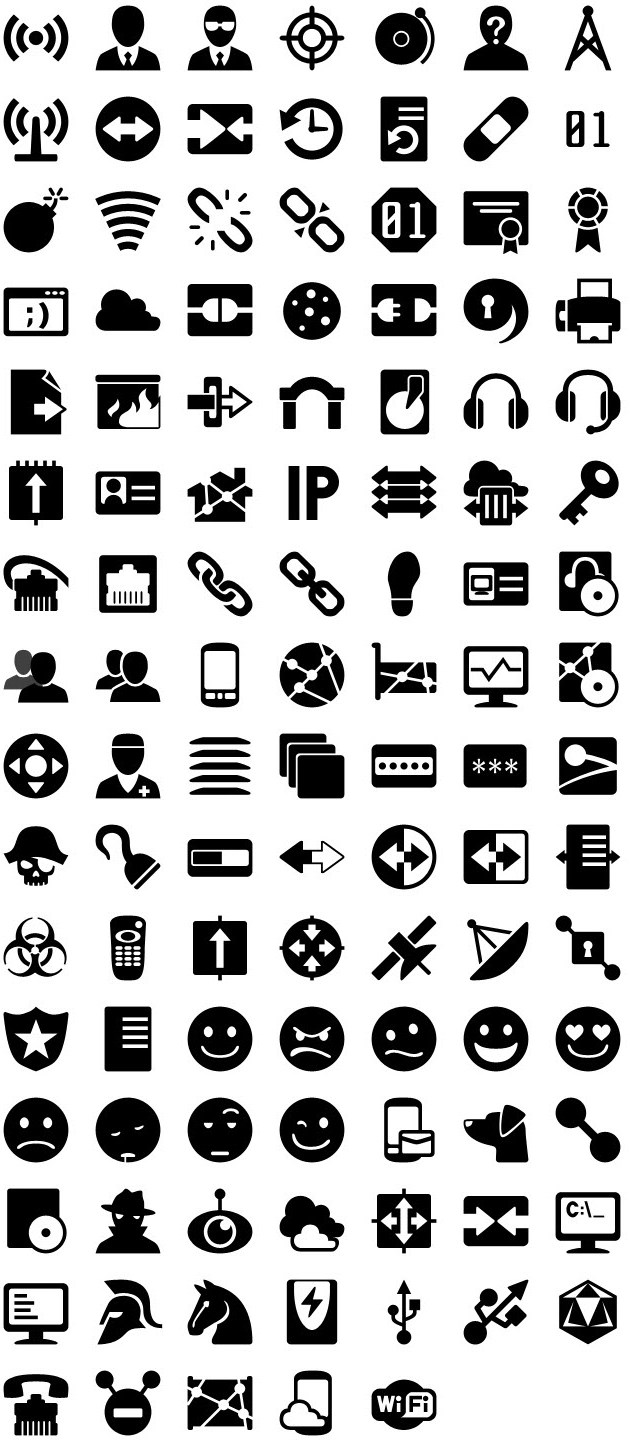 iphone icons networking 72px