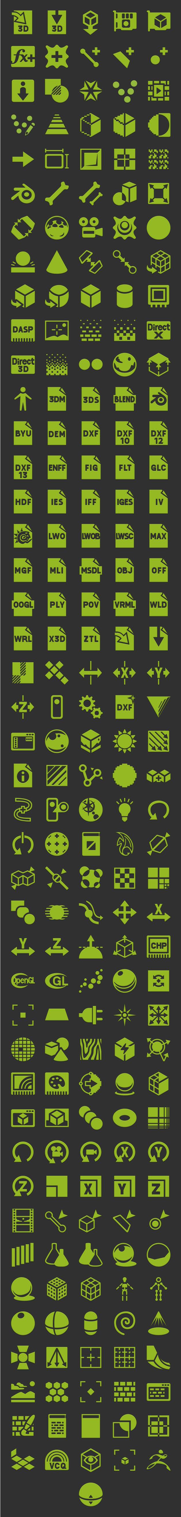 android 3d design laucher xhdpi