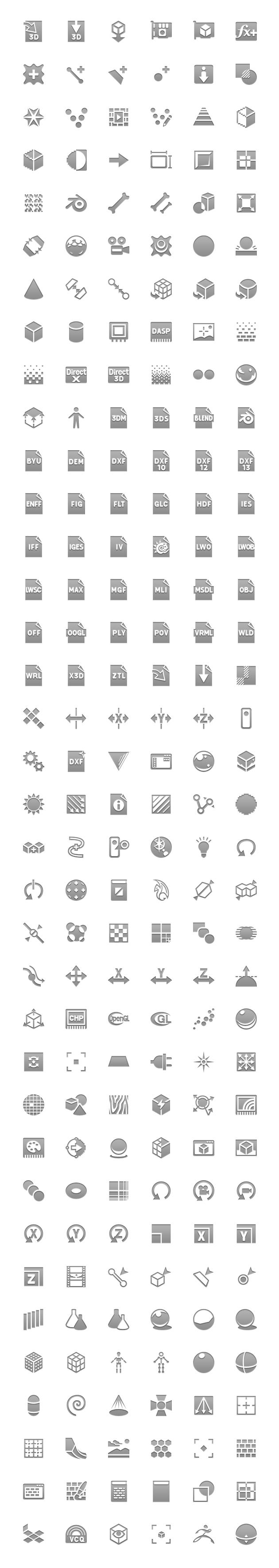 android 3d design menu hdpi