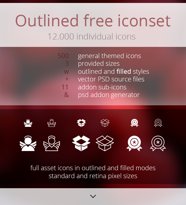 outlined_free_iconset_header