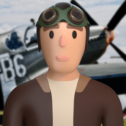 aviator-pilot-airman-flyer-background_icon