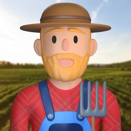 farmer-agriculturist-agrarian-agronomist-farmhand-countryman-background_icon