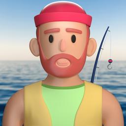 fisher-fisherman-fishmonger-fishman-background_icon