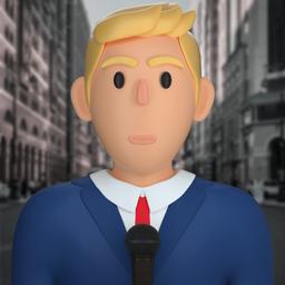 journalist-reporter-columnist-pressman-background_icon