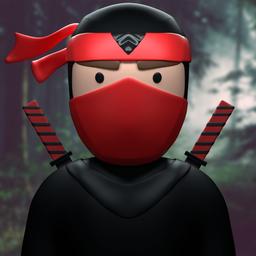 ninja-warrior-fighter-skilled-background_icon