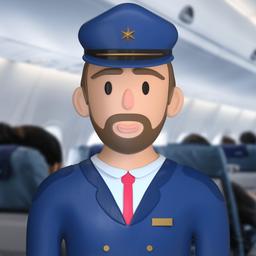 pilot-airman-flyer-aeronaut-commander-aircrew-background_icon