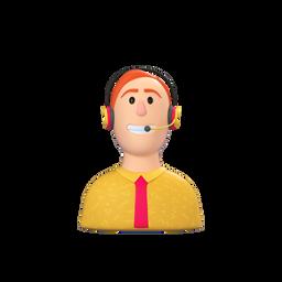 call_center-agent-customer_support-representative_icon