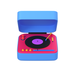 music_disc_machine-turntable-record_player_icon
