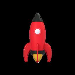 rocket-skyrocket-projectile-spaceship-spacecraft_icon