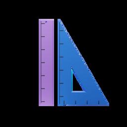 rule-geometry-mathematics-drawing_icon
