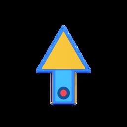vertical-arrow-dart-sharpened_icon