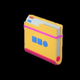 binder-holder-sheets-folder-portfolio-perspective_icon