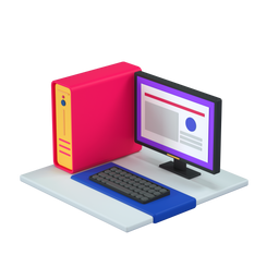 computer-electronic_device-electronic_machine-perspective_icon