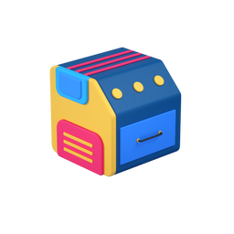 diskette-disk-disc-record-floppy_disk-magnetic_disk-perspective_icon