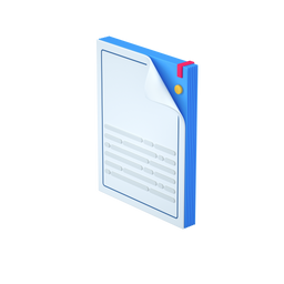 document-paper-record-letter-writing-perspective_icon