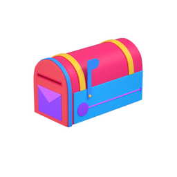 mailbox-letter_box-postbox-pillar_box-perspective_icon