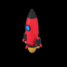 skyrocket-rocket_mini-projectile-spaceship-spacecraft-perspective_icon
