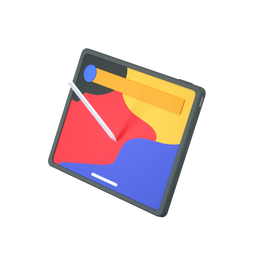 tablet-touch_screen-portable_computer-tabloid-perspective_icon