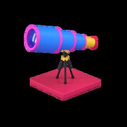 telescope-prospect_glass-spyglass-optical_instrument-perspective_icon