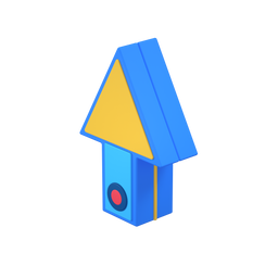 vertical-arrow-dart-sharpened-perspective_icon