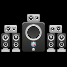 7_1_speaker_system_icon