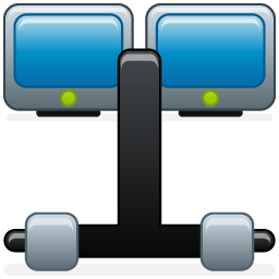 symmetric_network_icon
