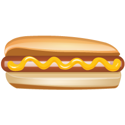 hot_dog_icon