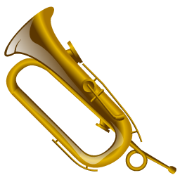 keyed_bugle_icon