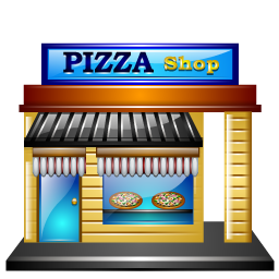 Pizza Icons Iconshock