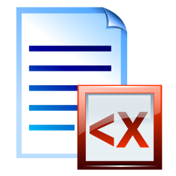 import_export_xml_icon