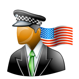 american_police_icon