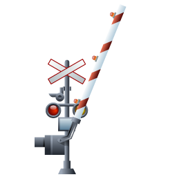 level_crossing_open_icon